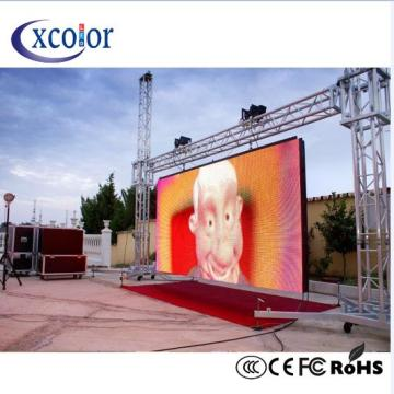 Outdoor Rental P4 Stage LED Screen Display