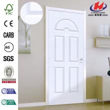 *JHK-015 HDF Molded Door Interior Door Frame Laminated Veneer Flush Door Doors Design