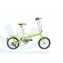 Estilo cool lazer pequena roda bicicleta de dobramento