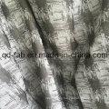 Fashionable Linen Cotton Jacquard Fabric (QF16-2514)