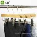 натуральный цвет сплошного бука, брюки, брюки, юбка, вешалки с зажимами