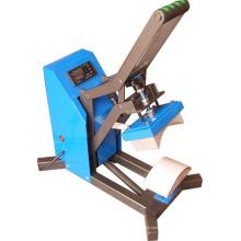 Автоматический открывающий тепловой пресс с монтажным зажимом