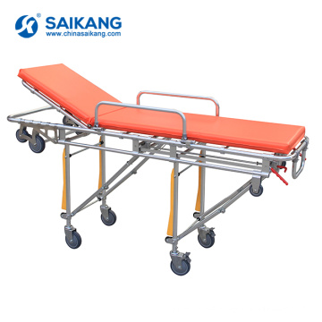 SKB039(C) Hospital Ambulance Patient Stretcher Trolley Prices