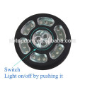 Hanging Plastic Outdoor Camping Light