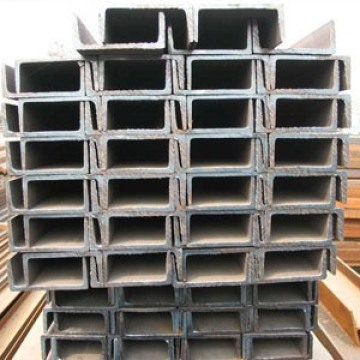 Building Used Steel Structure U Channel