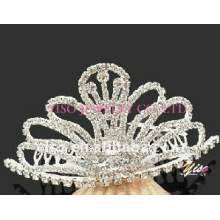 Couronne strass mariage