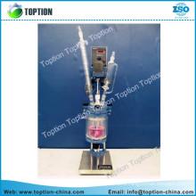 ТТФ -1Л мини три слоя стеклянный реактор