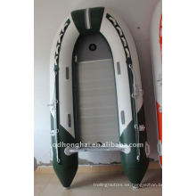 Barco de los deportes CE 300 bote salvavidas inflables de pvc