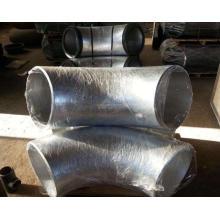 legierter Stahl A234 WP91 stumpf geschweißter Rohrbogen