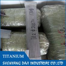 Barra de aleación de titanio para uso industrial