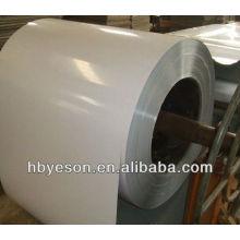 Matériau de construction en bobine en acier pré-peintée
