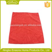 hot sale high quality ningbo manufacturer super absorbent microfiber fabric cloth