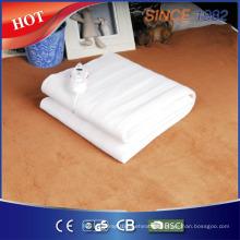 Zehn Heat Setting Polyester Elektrische Decke mit automatischer Timer