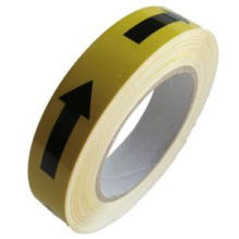 Label Glass Bead Arrow Reflective Tape Back Adhesive