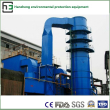 Desulphurization and Denitration Operation-Induction Furnace Air Flow Treatment
