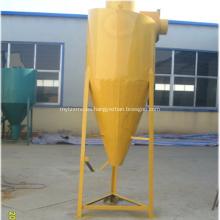 Precio de fábrica grande del colector de polvo de la bolsa del ciclón del flujo