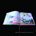 Печать детских книг в твердом переплете на заказ