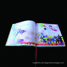 Benutzerdefinierte Hardcover Kinderbuchdruck
