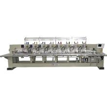 Máquina de bordado de 6 cabezales mezclado con lentejuelas simple bobinado simple