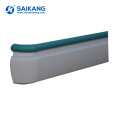 SK-AF013 Segurança Anti-Collision Medical Pvc Handrail