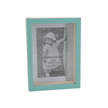 Colorful Printing Wooden Photo Frame for Home Deco