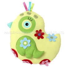 Factory Supply of Plush Stuffed Bird Cushion Toy