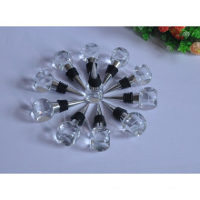 Popular Heat Shape Crystal Gift / Crystal Bottle Stopper / Crystal Bottle Plug