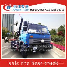 DongFeng 12m3 basura camión cargador de salto