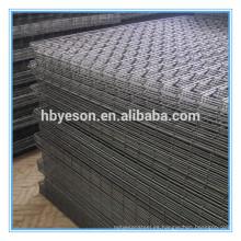 Hebei anping galvanizado soldado malla de alambre