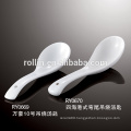 Hot sell Hotel slipper& Restaurant Ceramic Spoon, Gifted porcelain soup spoon, Corckery Cup Spoon