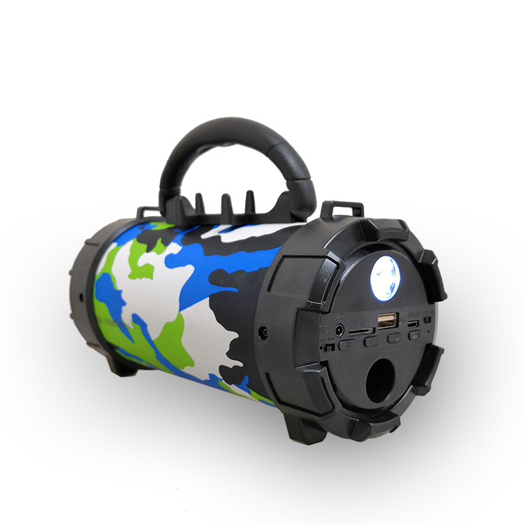 Bluetooth 3 watt Mini portable Bazooka speaker