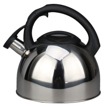Whistling Kettle With Plastic Handle and Lid