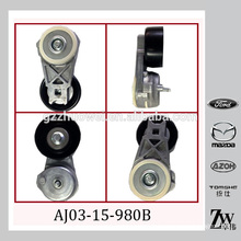 Adjustable Belt Tensioner And Pulley , v ribbed Belt For MAZDA Tribute , MPV AJ03-15-980B