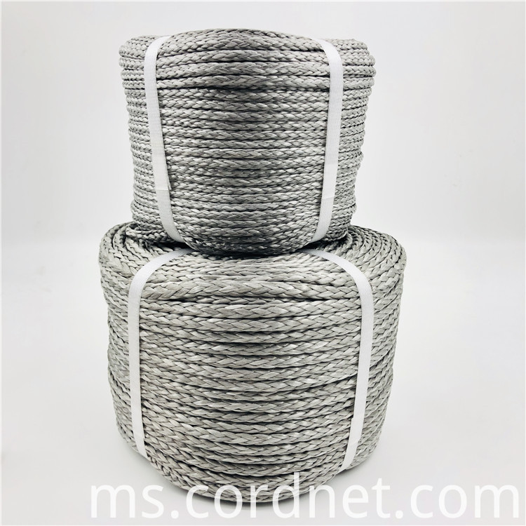 Uhmwpe Rope Coil