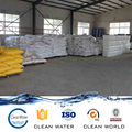 poliacrilamida aniónica APAM agua limpiador químico