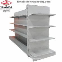 Standard Double Side Supermarket Display Shelf Form CE Manufacturer