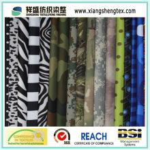Tissu de camouflage en coton et polyester pour les militaires