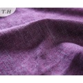 Благородные фиолетовые материалы для обивки обивочных материалов в Haining