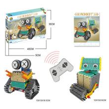 Пластиковые игрушки DIY блоков дистанционного управления RC игрушки кирпичей (H9465014)