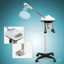 2 IN 1 Desktop LED Magnifier Lamp FACIAL FACE OZONE Hot Spray STEAMER Salon SPA