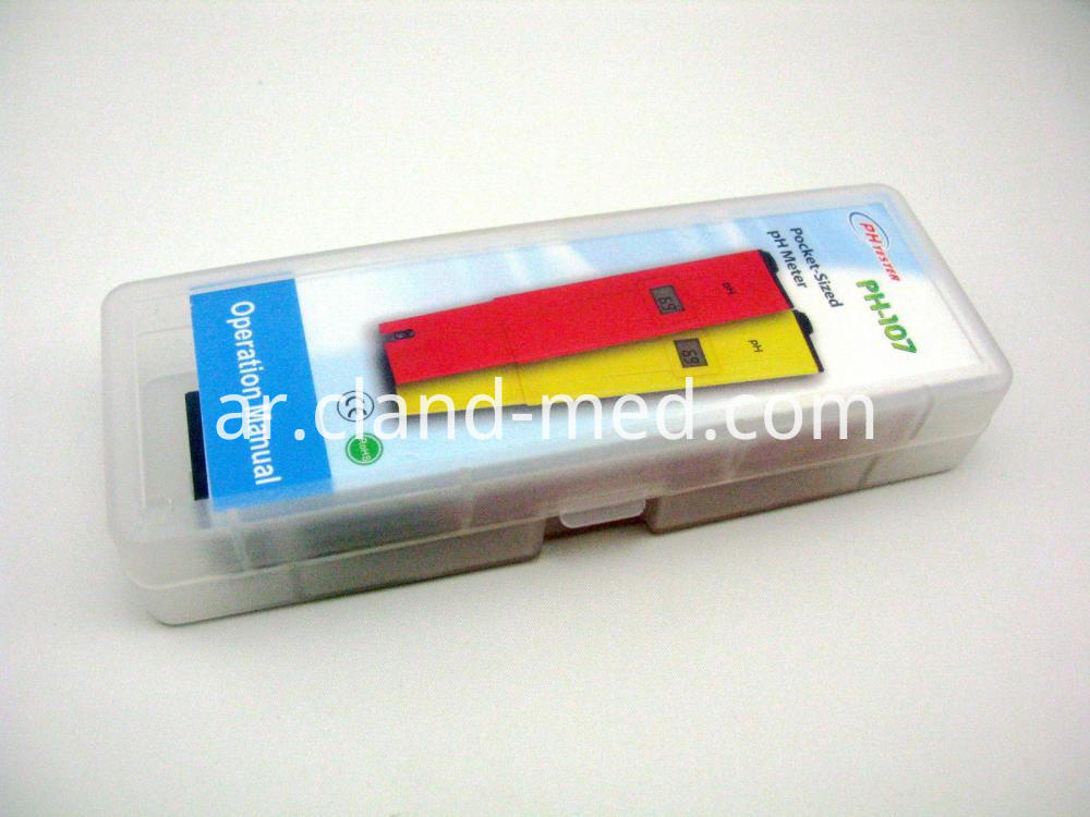 Ph 107 Pen Type Ph Meter 1