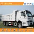 SINOTRUK 6X4 RHD mining dumper truck