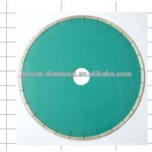 Hojas de sierra de diamante de 14 pulgadas para corte de mármol de granito