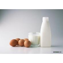 Вкус молочного яйца