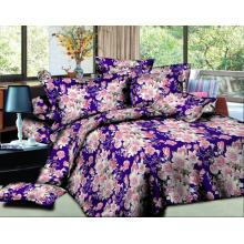 Размер кровати распространения одеяло комплект дешевые оптовая 3D наборы постельных принадлежностей 3D напечатаны Дубай крышка кровать комплект