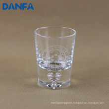 2oz. Shot Glass with Etched Logo (SG011)