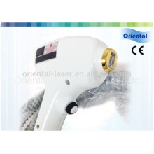 Aesthetic 600W epilator diode laser / hair removal epilator