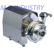 Stainless Steel Centrifugal Pump for Food Beverage Liquid