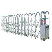 porte de l'extension (TS-inox acier porte-VIII)