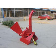 Mechanical Feeding Wood Chip Pellet Machine 3 Point Hitch P